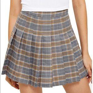Dolls Kill High Waisted Skirt